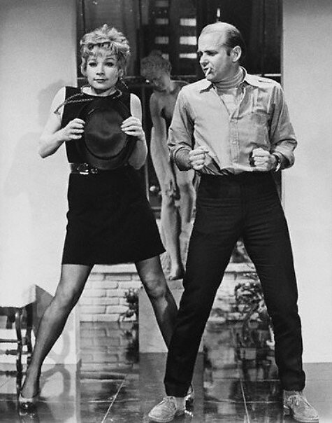 MacLaine and Fosse