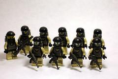 A bit o' fakshun (Saint_Zvlkx) Tags: army lego custom 2067 brickarms