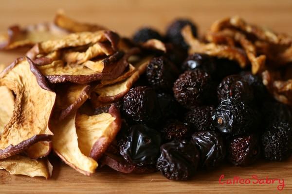 Granola frutta secca