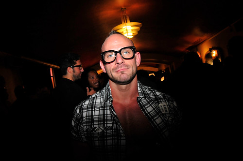 Samuel Colt at the GayVN awards 2010