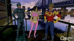 PlayStation Home: Heroes and Villains!