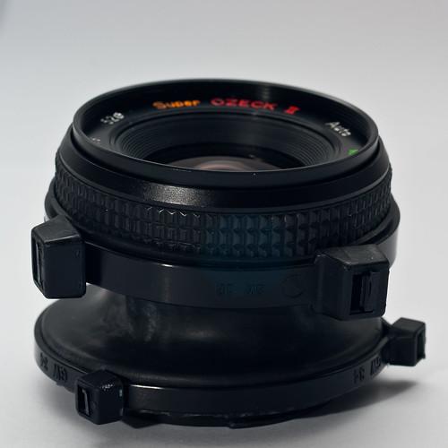 Project 365 Day 272: DIY Tilt Shift Lens