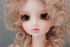 Alexa (Cyristine) Tags: ball asian doll mohair bjd volks msd jointed bambicrony mihmi