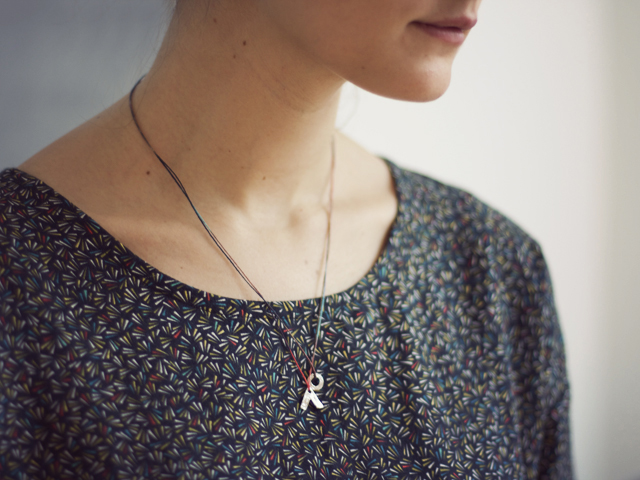 necklaces by wiksten + odette