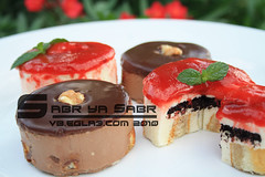 (R..W  ) Tags: cake cheese dessert strawberry sweet chocolate