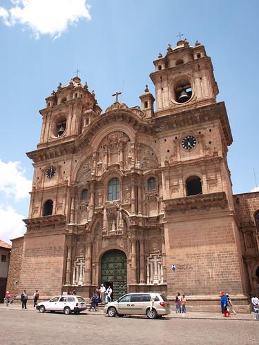 Plaza de Armas - Iglesia Jesuitas (3)