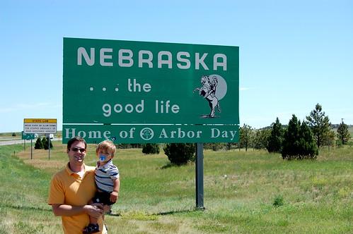 Nebraska Border