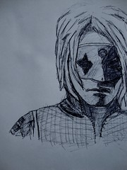 Gerard Way- Killjoys (wabagooART) Tags: art true danger pen ink way paper sketch romance days lives fabulous gerard chemical the killjoys my of wabagooart