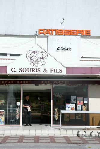 France, Pas,de,Calais, Stella,Plage  \u0026quot; architecture commerciale  C. Souris, Boulangerie,Patisserie \u0026quot;