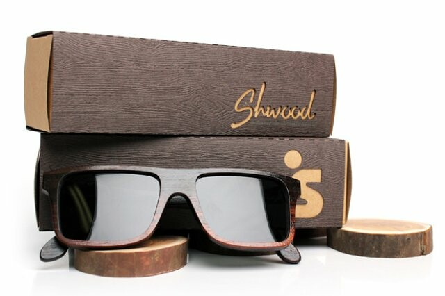 "7e181158c9 Wish x Shwood ""Govy"" Sunglasses"