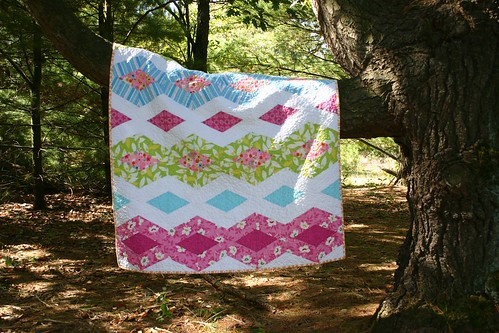 Diamond Chain Quilt