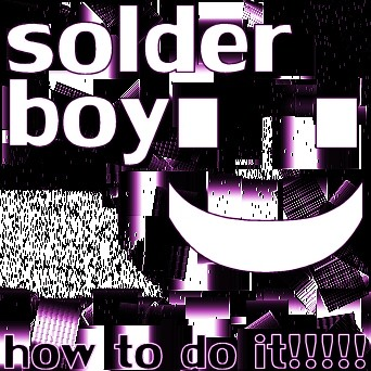 how to do it - front