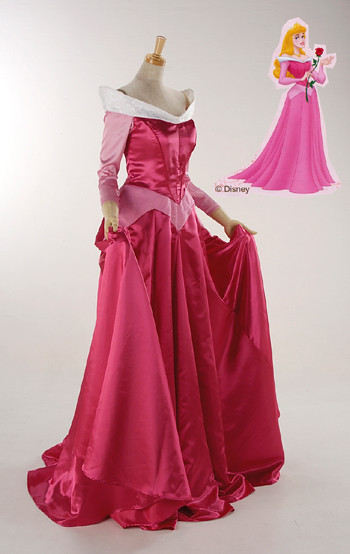 Japanese Dress Pattern Sleeping Beauty (1)