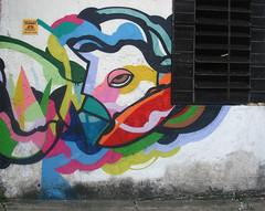 .pari (SAO!) Tags: life street urban colors wall cores graffiti la colores anderson sp urbano rua paulo sao so parede bairro augusto pari grafite intervention interveno