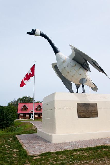 Wawa Goose, Wawa, Ontario, 2010