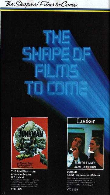 1983 VHS Catalog