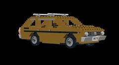 Toyota Corolla Wagon E30 - 1974