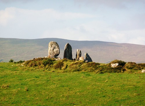 Prehistoric Stones at Iveragh