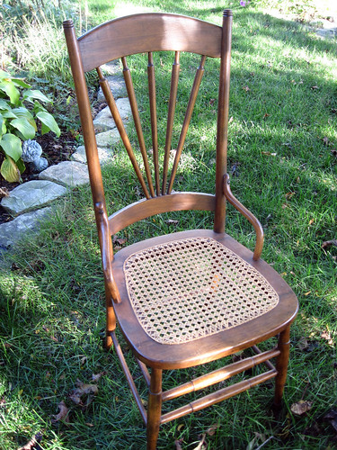 Chair I Caned