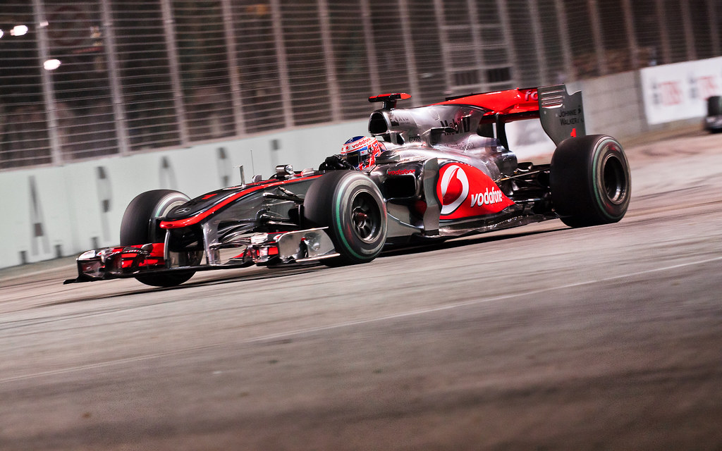 Jenson Button / McLaren-Mercedes