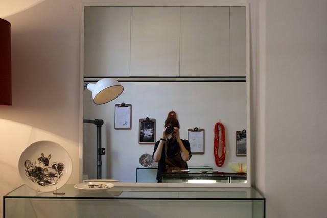 me at Gaffa Gallery