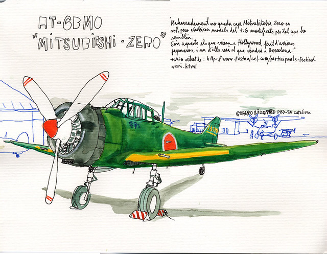 "AT- 6B M0 ""Mitsubitshi Zero"""
