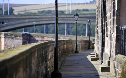 Quay Walls, Berwick upon Tweed