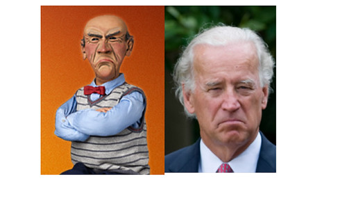 jeff dunham walter joe biden. I Knew Joe Biden Reminded Me
