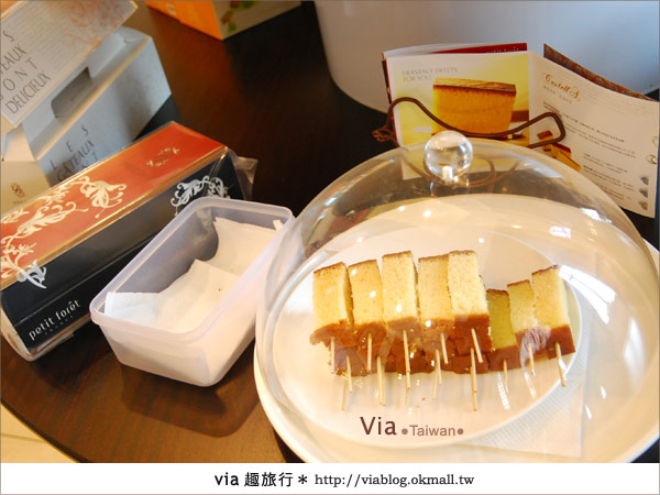 【台中】富林園洋菓子~夢幻童話建築及蛋糕的美妙結合23