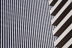 Lines (robpatrick) Tags: sanfrancisco abstract lines architecture myeyes javaone2010trip
