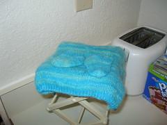 Rack Dry (Nethilia) Tags: sonali socks sweater knitting americangirl