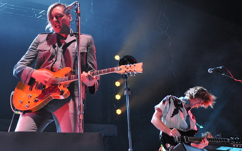 Arcade Fire @ The Greek Theatre - 10/2/2010