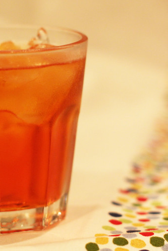 aperolwhiskeydrink