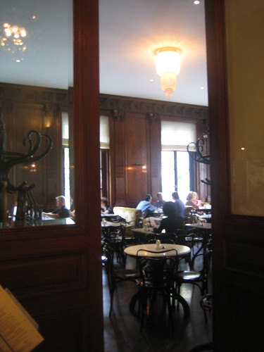 Café Sabarsky, Neue Galerie New York _ 8457