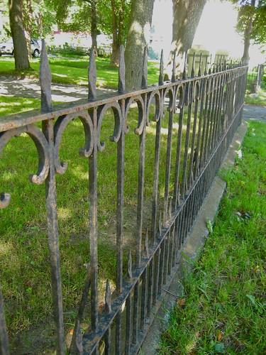 St. John's fence