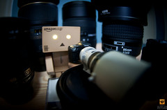 1. Hello (glasseyepictures) Tags: life camera portrait macro cute love glass 35mm lens toy photography 50mm lights miniature photo nikon zoom small adorable 85mm gear wideangle mini led fisheye story telephoto tiny micro figure nikkor 8mm 105mm danbo d90 revoltech danboard