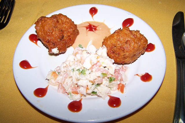 Bahamian Obsession: Conch Fritters