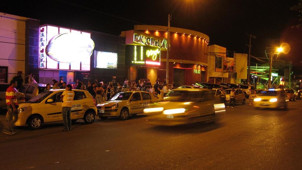 Discotecas in Menga