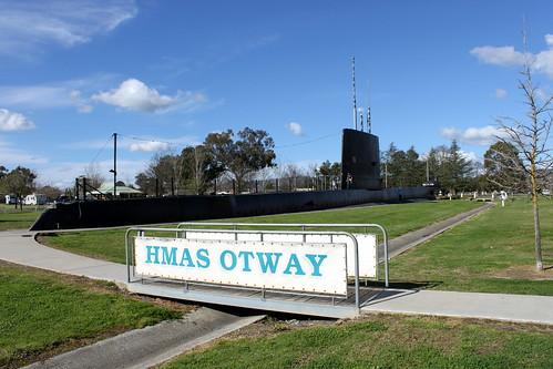 HMAS Otway Submarine