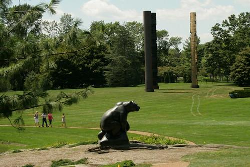 Flickriver: Photoset \'Donald M. Kendall Sculpture Garden\' by syscosteve