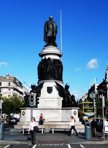 Daniel O'Conell Monument, Dublin