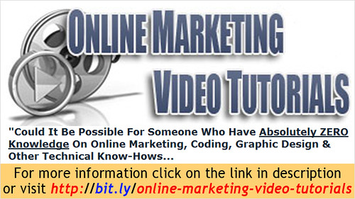 Instant Access To Over 200 Online Marketing Video Tutorials.