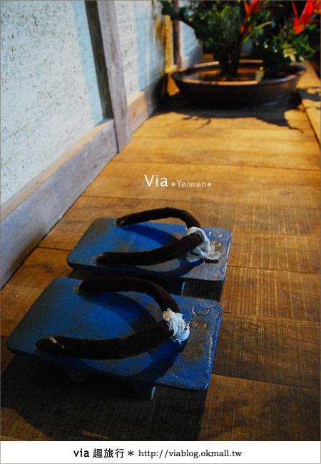 【新社餐廳】又見一炊煙~來個日本風的下午茶時光17