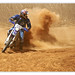 Circuit moto de Bandia (S�n�gal)