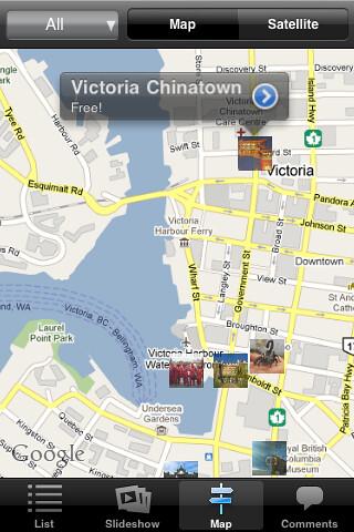 VI Explorer map shot