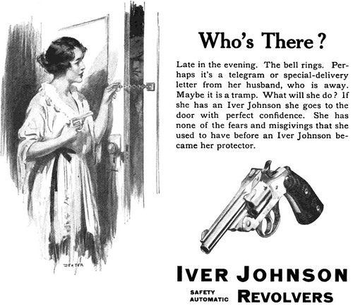 iver johnson ad