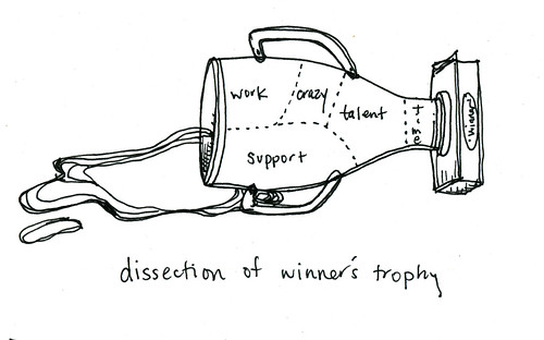 winner trophy002