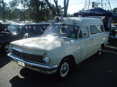 1965 Holden EH ambulance