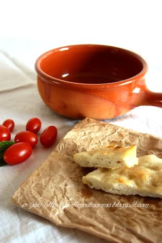 Cottura nel coccio - Pasta madre