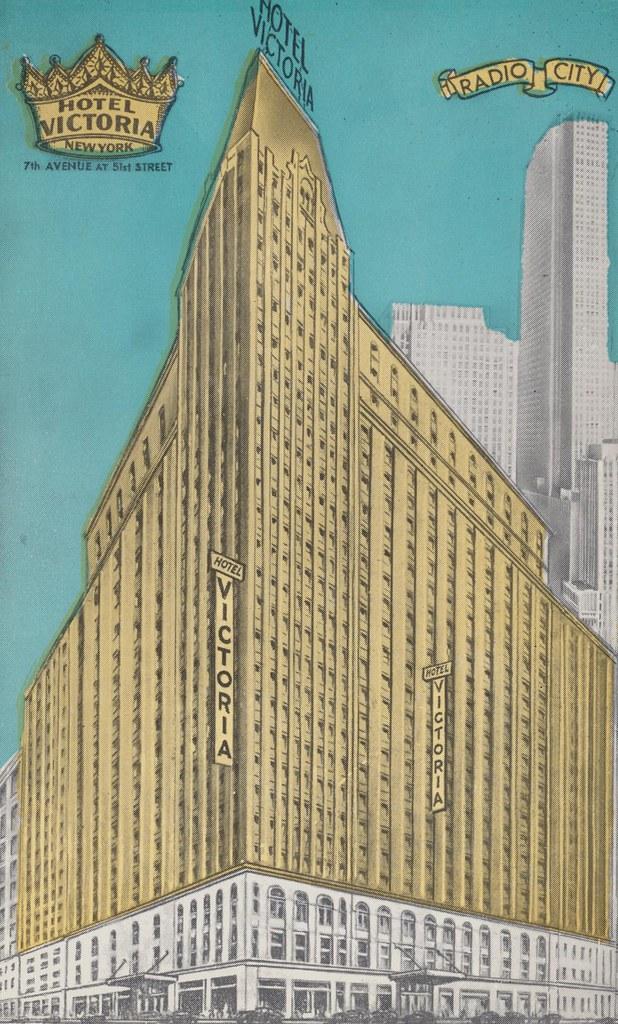 Hotel Victoria - New York, New York